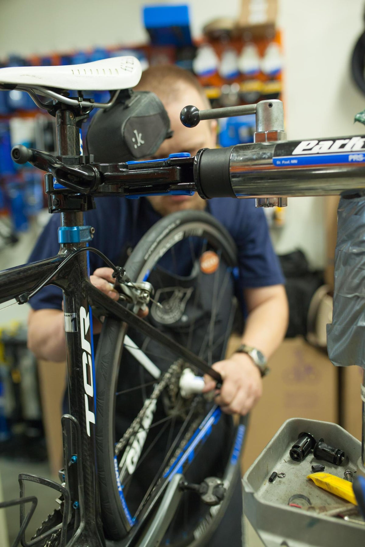 Spring clean time - 15% off any bike service until the end of October - Chillout