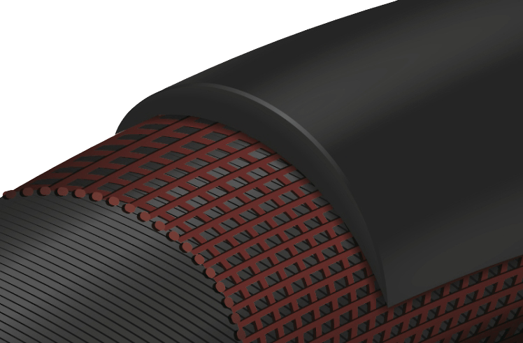 Duraskin sidewall protection