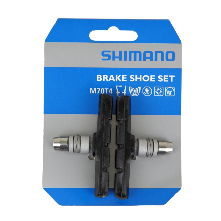 Shimano BR-M590 BR-M430 V-Brake Pads M70T4 1 Pair