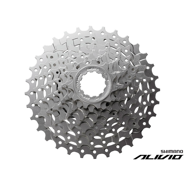 Shimano CS-HG400 Cassette 9-Speed 11-34 Alivio