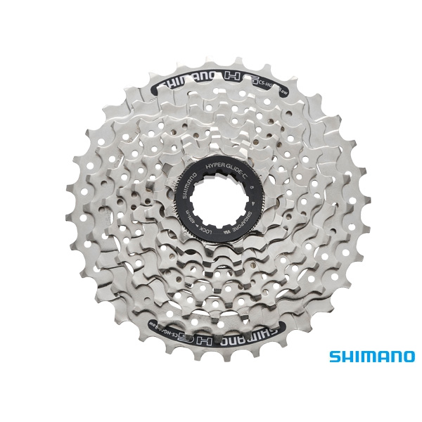 Shimano Acera CS-HG41 Cassette 8-Speed 11-34