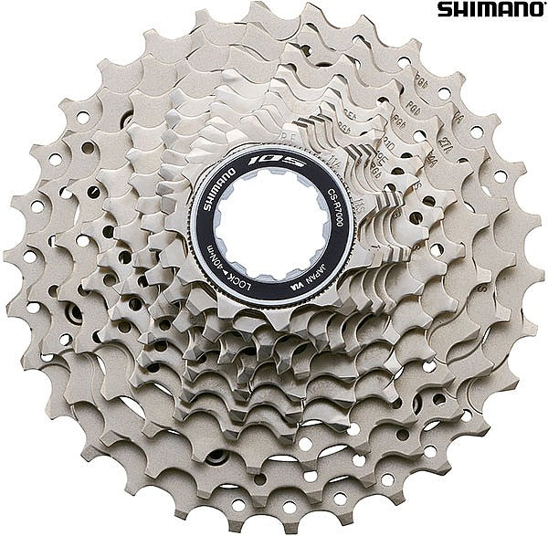 Shimano CS-R7000 Cassette 11-Speed 11-32 105