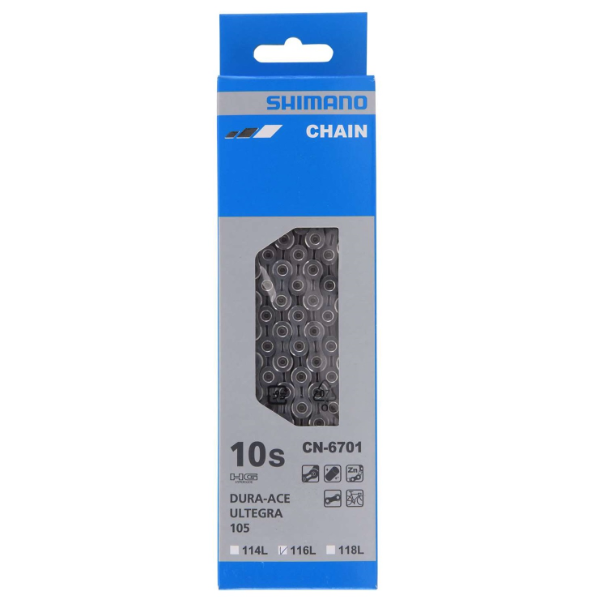 Shimano CN-6701 Road Chain 10-Speed Ultegra 6700