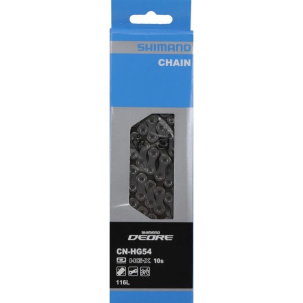 Shimano CN-HG54 MTB Chain HG 10-Speed Deore