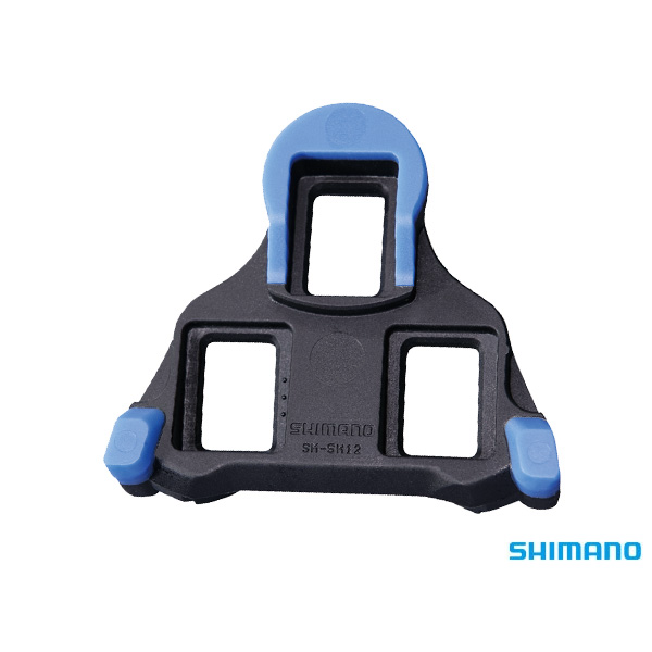 Shimano SM-SH12 SPD-SL Cleat Set 2-Degree Float Blue