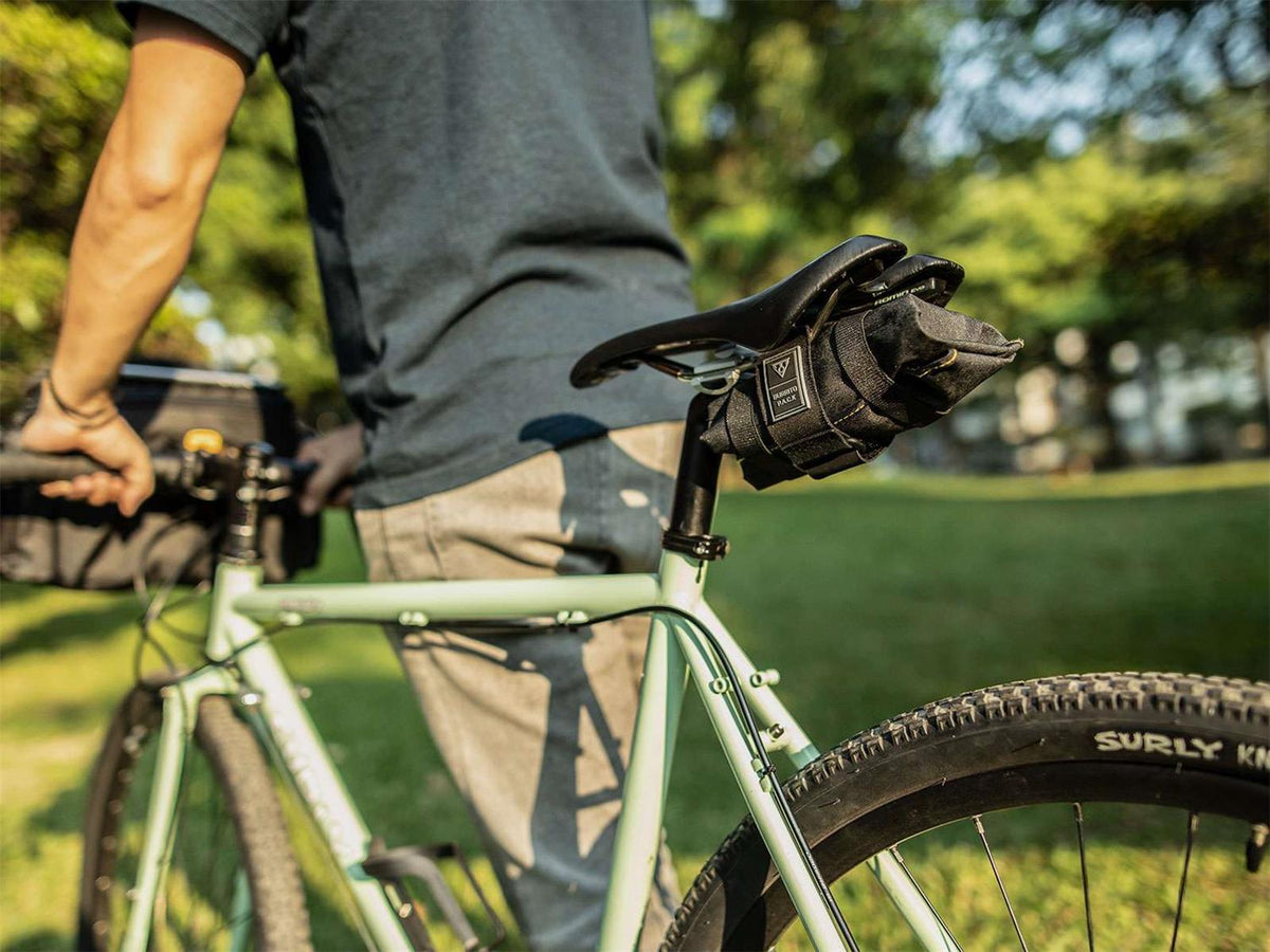 Topeak Burrito Weatherproof Saddle Pack - Chillout