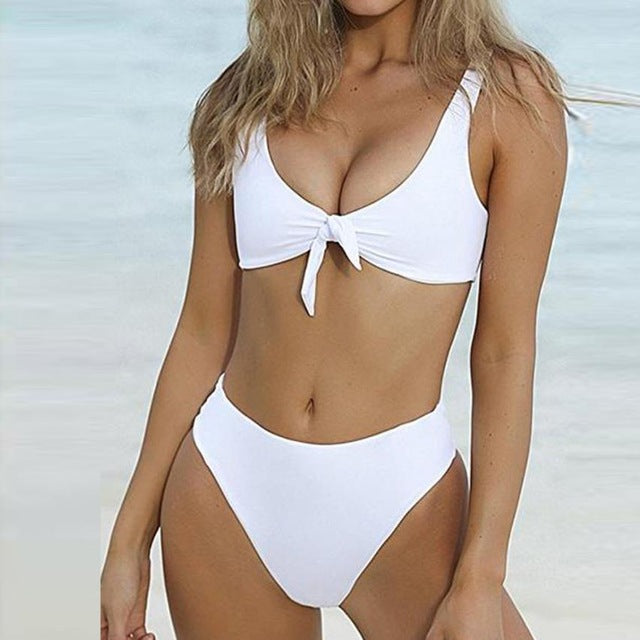 Enchanting Women Swimwear Sexy Push-Up Padded Bra