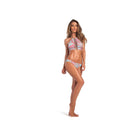 CROP BIKINI SET - AQUARELA