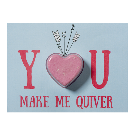You Make Me Quiver( Blastercard)