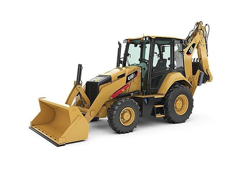 CAT® 416F2 Backhoe Loader