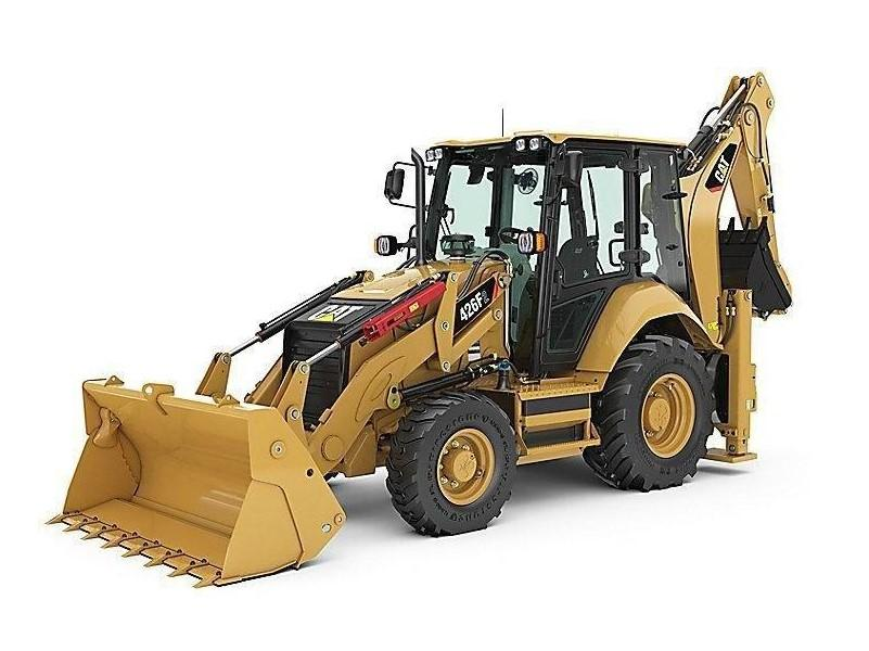 CAT® 426F2 Backhoe Loader