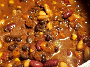 Manolo's Best Farmstand Chili