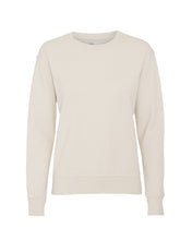 Laden Sie das Bild in den Galerie-Viewer, Colorful Standard - Pullover CLASSIC ORGANIC CREW - ivory white