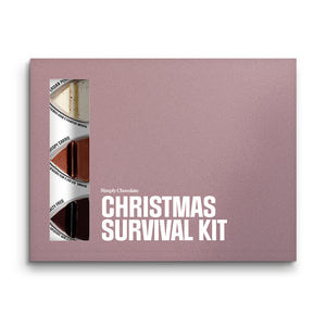 Simply Chocolate - Christmas Survival Kit