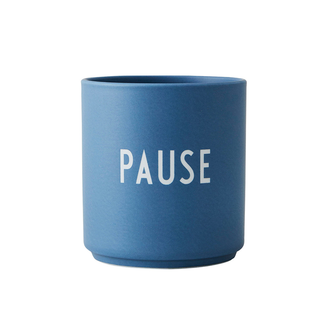 Design Letters Favourite Cup - PAUSE