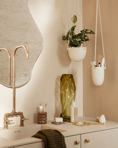ferm LIVING - Speckle Hanging Pot - small oder large