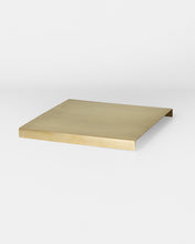 Laden Sie das Bild in den Galerie-Viewer, ferm LIVING - Messing Tray für die Plant Box - brass oder black brass
