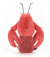 Laden Sie das Bild in den Galerie-Viewer, Jellycat Small Larry Lobster