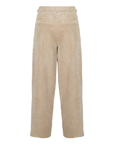MOSS COPENHAGEN - Hose CHARIS JEPPI ANKLE PANTS - ash rose oder white pepper