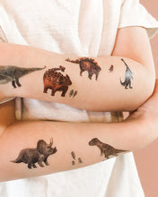 "Laden Sie das Bild in den Galerie-Viewer, nuukk - Tattoos ""Dinosaurs"""