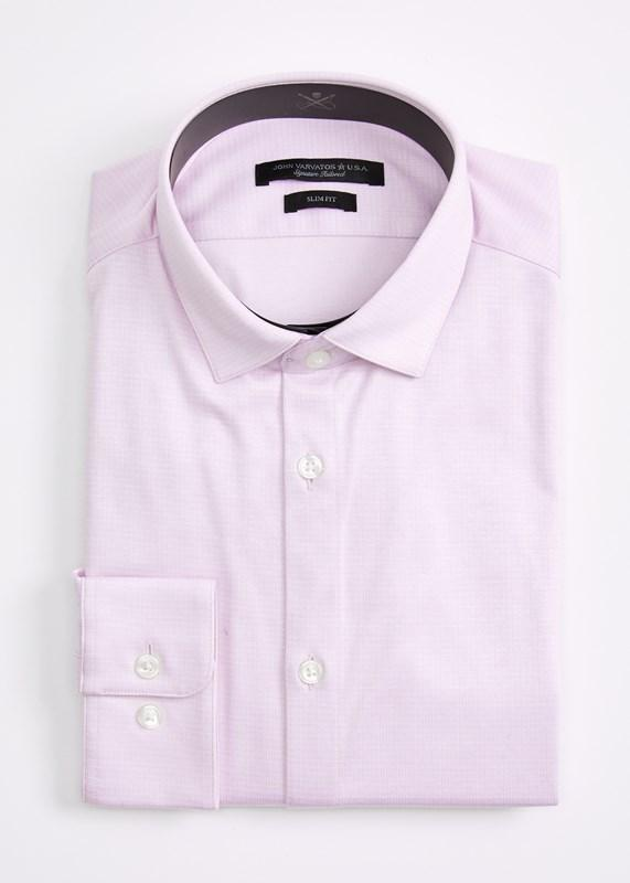 Soho Slim Fit Jersey Dress Shirt