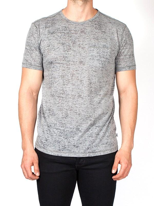 The Short Sleeve Burnout Tee