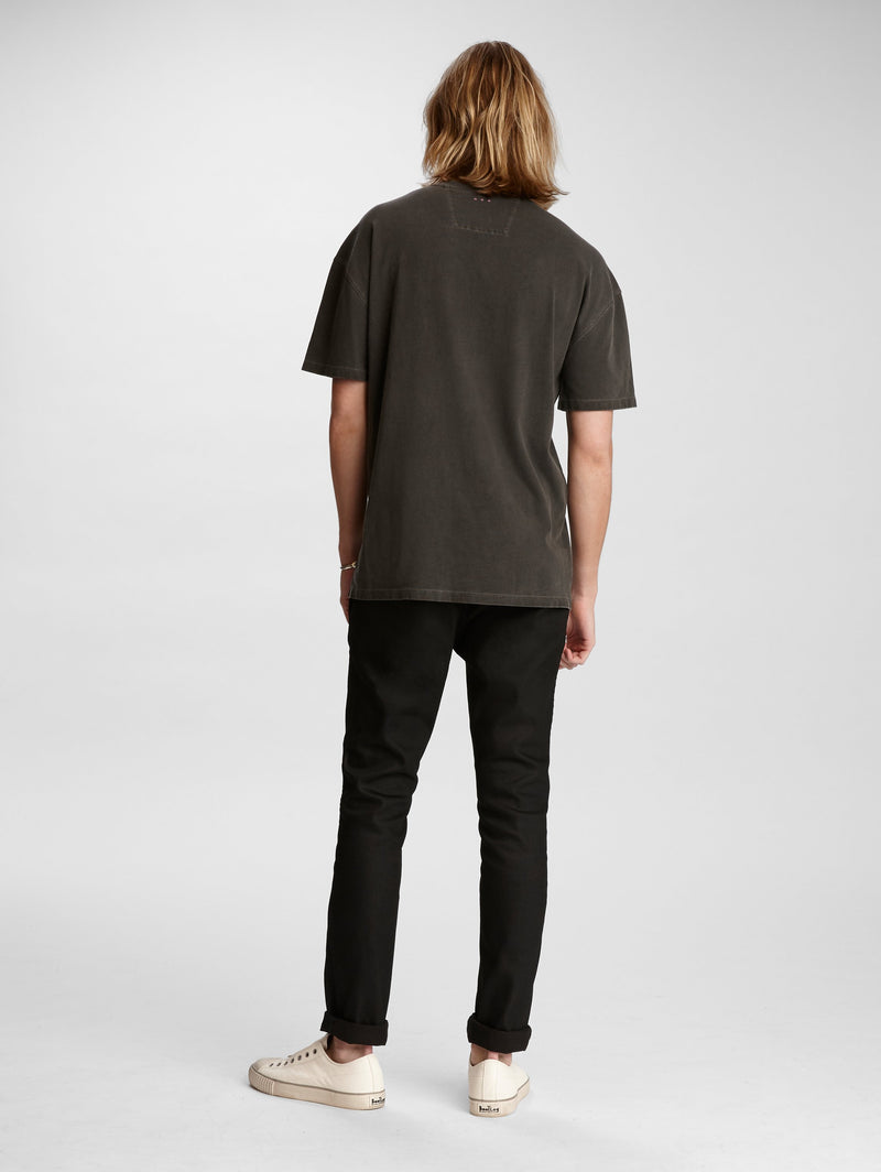 John Varvatos Abstraction Graphic Tee