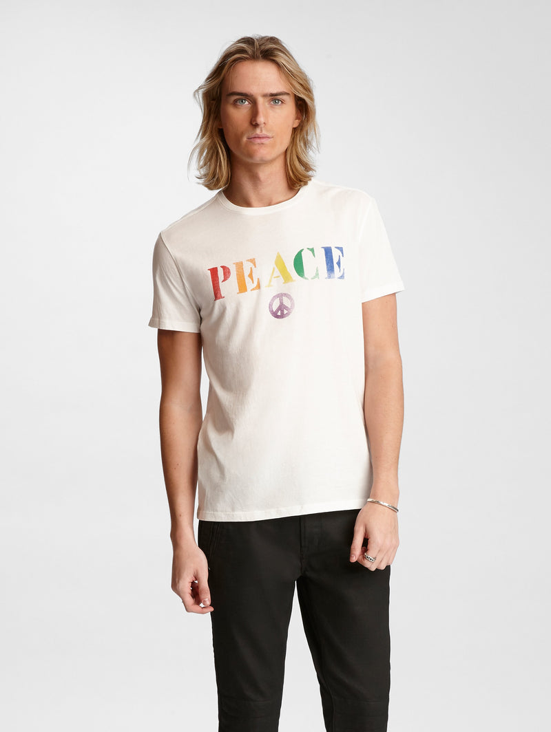 Pride Peace Graphic Tee