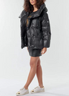 Michael Kors Nylon Puffer Jacket