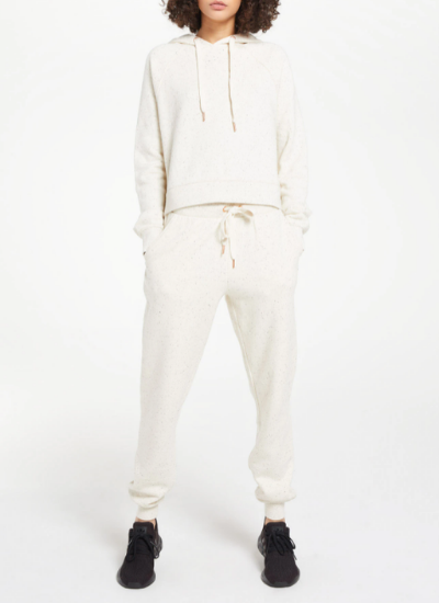 Z Supply Faith Speckled Jogger Hoodie