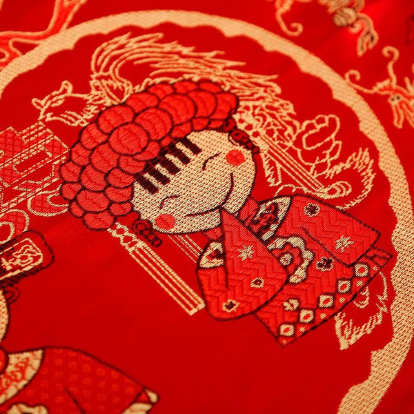 Chinese Wedding Kneel Cushion - L62912 - Chinese Wedding