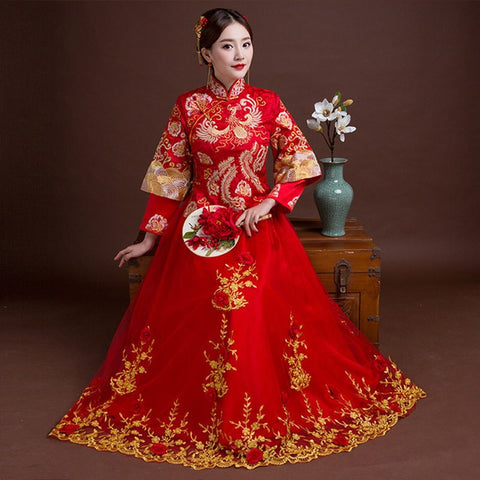Qun Kua - QLX0426 - Chinese Wedding
