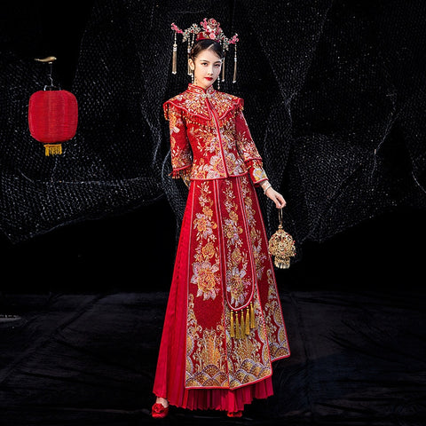 Qun Kua - YL362 - Chinese Wedding