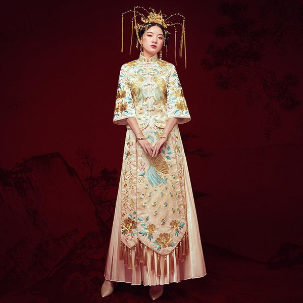 Qun Kua - L01512 - Chinese Wedding