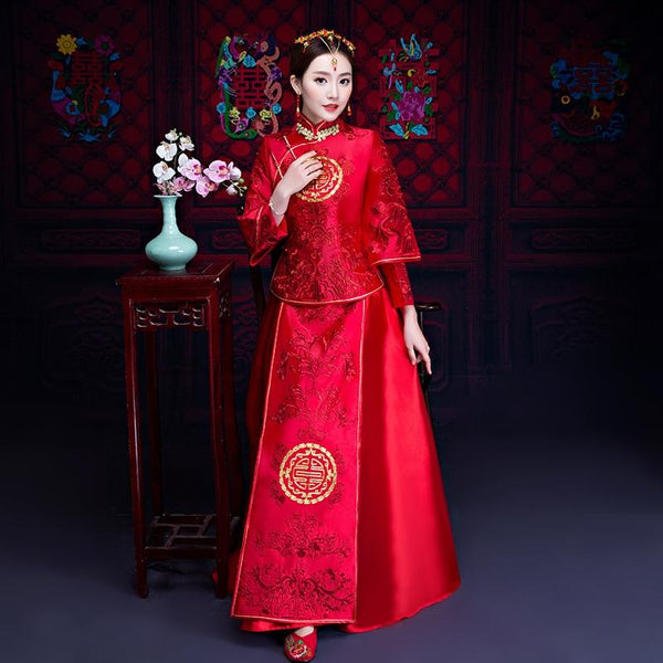 Qun Kua - L1062 - Chinese Wedding