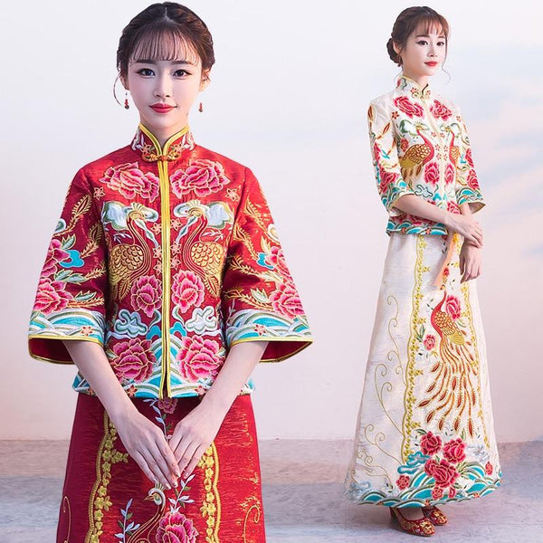 Qun Kua - L1105 - Chinese Wedding