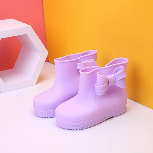 Children's Fashion Rain Boots