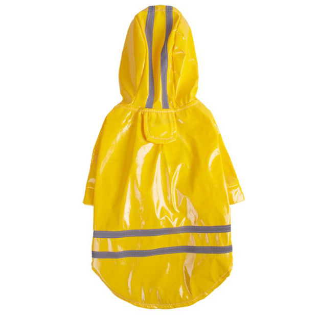 Summer Outdoor Puppy Pet Rain Jacket