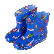 Baby Boy Girl Rubber Colorful Anti-Slippery Shoes