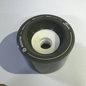 85mm Boosted Lunar Wheels - Grey (Thinner Sidewall)
