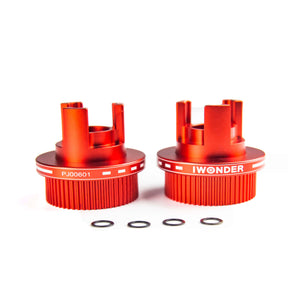 Cloud Wheel Wheel Pulleys for Boosted Boards