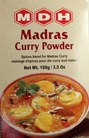 Madras Curry Powder 100g