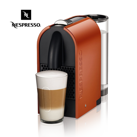Espressor Nespresso U Pulse Orange De'Longhi