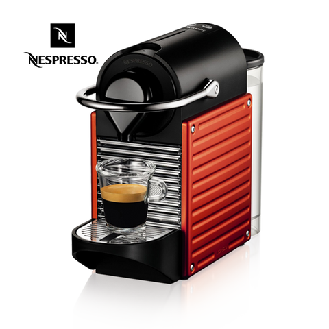Espressor Nespresso Pixie Electric Red Krups