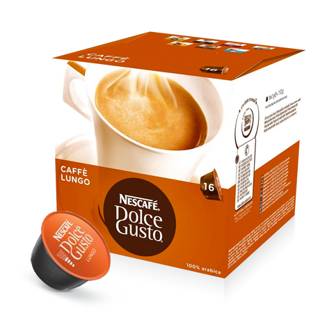 Dolce Gusto Caffe Lungo (16 capsule)