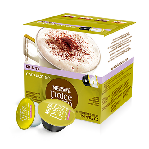 Dolce Gusto Skinny Cappuccino (8+8 capsule)
