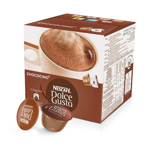 Dolce Gusto Chococino (8+8 capsule)