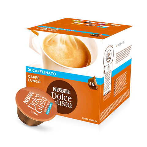 Dolce Gusto Caffe Lungo Decaf (16 capsule)