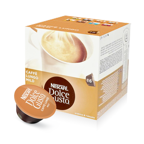 Dolce Gusto Caffe Lungo Mild (16 capsule)