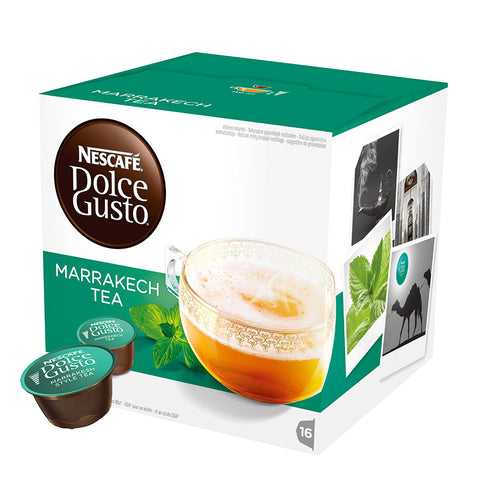 Dolce Gusto Marrakesh Style Tea (16 capsule)